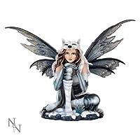 Nemesis now figurine–fae-lore Fairy–30cm–D2032F6–Nuovo