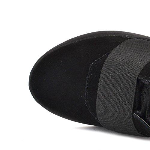 amp; Baskets Kylie Femme Braydin Kendall Chaussures Noir Noir Pw4dCaqx