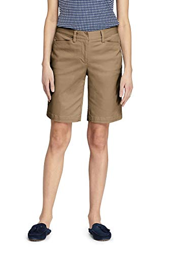 Lands' End Women's Mid Rise 10