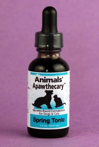 0ANIV Animals Apawthecary Seasonal Allergy for Dogs and Cats, 1oz by 0ANIV