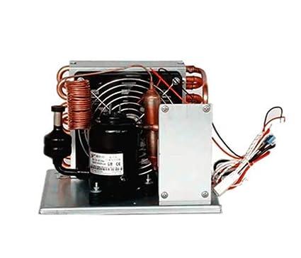 Amazon.es: Unidad de condensador de CC portátil Campelify, unidad ...