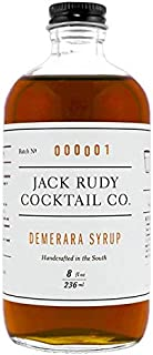 product image for Jack Rudy Demerara Syrup (8 ounce)