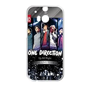 DAZHAHUI One Direction Fashion Comstom Plastic case cover For HTC One M8