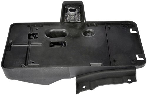 Dorman 68137 Rear License Plate - Plate Light License Holder