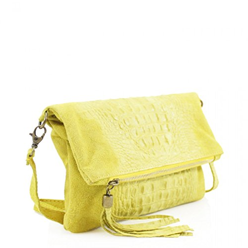 Cross Ladies Prom Body Shoulder Snakeskin Linen Women Leather Yellow sn10 Bag Vp Party Clutch Galaxy pSnqwaUg