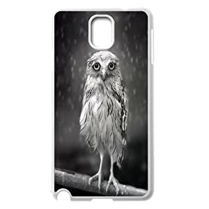 Owl art High Quality Pattern Hard Case Cover for For Samsung Galaxy Case Note 3 color14 by runtopwell