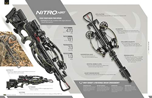TenPoint Nitro XRT with ACUdraw Pro, EVO-X Scope, STAG Hard Case, Elite Package