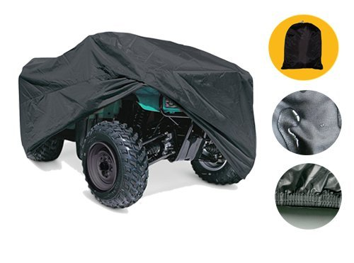 (Universal ATV Cover Waterproof Quad Bike 4x4 Four Wheeler Storage XABTV)