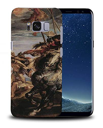 Foxercases Designs #1 - Peter Paul Rubens - Elevation of The Cross III Art Painting Sketch Hard Phone Case Cover for Samsung Galaxy S8