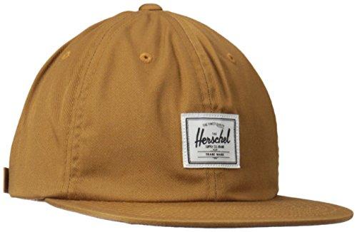 Herschel Supply Co. Men's Albert Cap, Caramel ONE ()