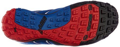 Inov-8 Mens Trailroc R 255 Scarpa Da Trail Running Blu / Nero / Rosso