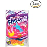 Plackers Kids 1st Floss Picks - Berry - 48 ct - 2 pk