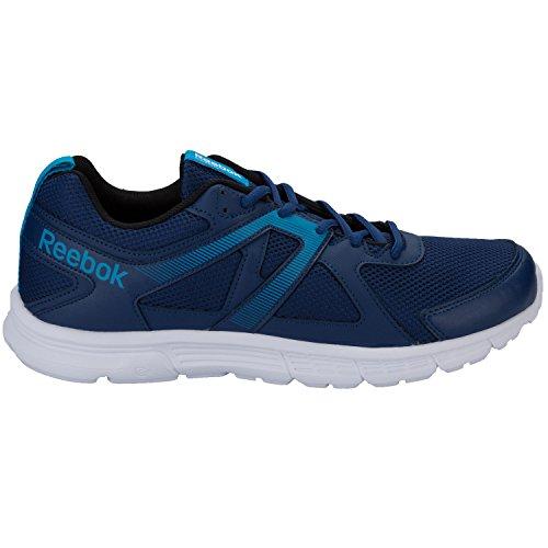 Chaussures de course Reebok Run Supreme pour homme en bleu