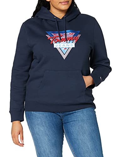 Tommy Hilfiger Tjw Modern Logo Hoodie dames pullover