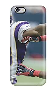 Fashionable WvkgOeM5611lazEj Case For HTC One M8 Cover For Minnesota Vikings Protective Case