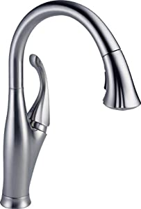 Delta Faucet 9192-AR-DST Addison Single Handle Pull-Down