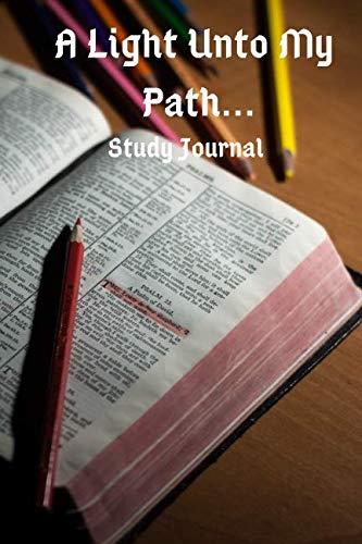 Bible Scripture Light Unto My Path