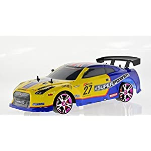 RC Electric Drift Car 1:10 Scale - 2WD - 20MPH - Radio Control Racing Cars and Trucks by CIS-Associates