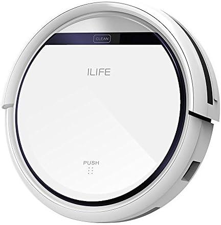 Ilife V3S Robot Aspirador y Limpieza de Suelos, Blanco: Amazon.es ...