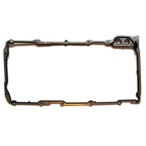 ECCPP Replacement for Oil Pan Gasket Set for 1997-2015 Chevrolet Express 1500 Tahoe GMC Yukon Sierra 1500 Hummer H3 H2 Pontiac Firebird G8 4.8 5.3 5.7 6 6.2L Gaskets Kit