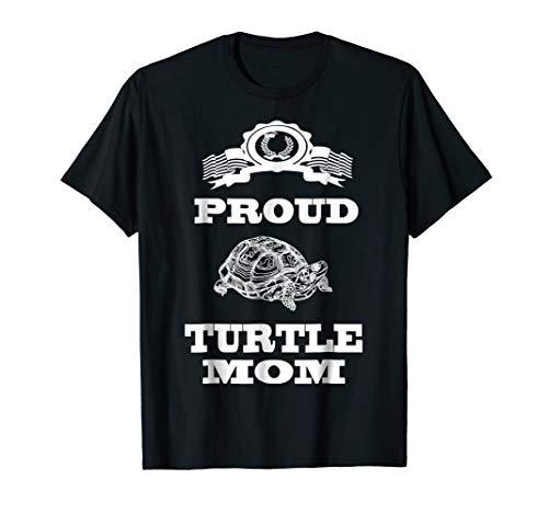 Turtle Mom T Shirt Gift Turtle Species Shirt Tortoise Shirt