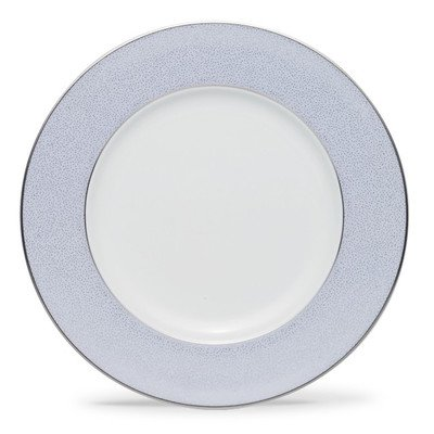 Noritake Alana Platinum Accent Plate, 9-3/4-inch