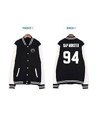 Fanstown BTS bangtan boy official same baseball hoodie sweater J-HOPE