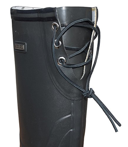 Nokian Footwear Finnjagd - Botas de goma para hombre verde - Olivo Nuovo