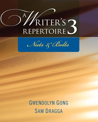 Download A Writer's Repertoire 3: Nuts & Bolts Pdf