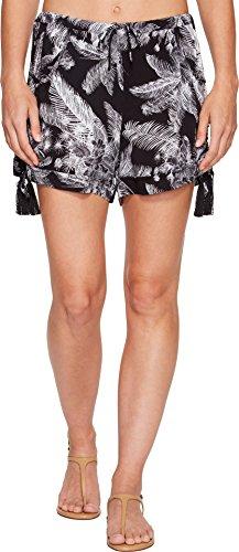 Hurley Women's Rio Walkshorts Black L Shorts