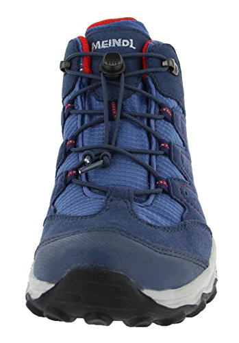 Meindl Enfant Randonnée bleu Chaussures moyen rXrqZ