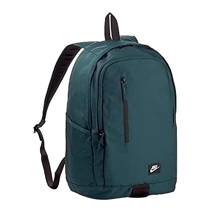 Nike Unisexs NK All Access Soleday BKPK-S Backpack, Deep Jungle/Black/
