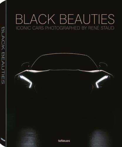 Image of Black Beauties: Iconic Cars Photographed by Rene Staud