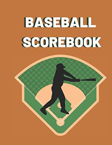 Baseball Scorebook: Baseball and Softball Scorebook 120 Game Book por David J. Barnett Publishing
