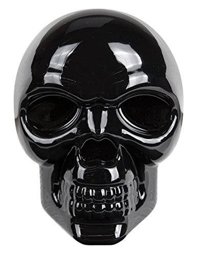 Lighted Hitch Cover - Reese Towpower 86529 Black Finish Skull Lighted Hitch Cover