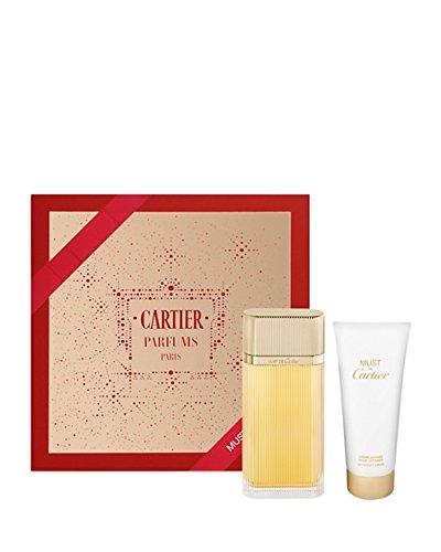 Must De Cartier Gold Eau De Parfum Gift Set By Cartier ()
