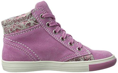 Richter Kinderschuhe Mädchen Fedora High-Top Pink (candy/fuchsia)