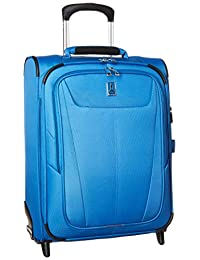 Travelpro Maxlite 5 International Carry-On Size - Rollaboard Luggage, Azure Blue, One Size (Model:401174327)