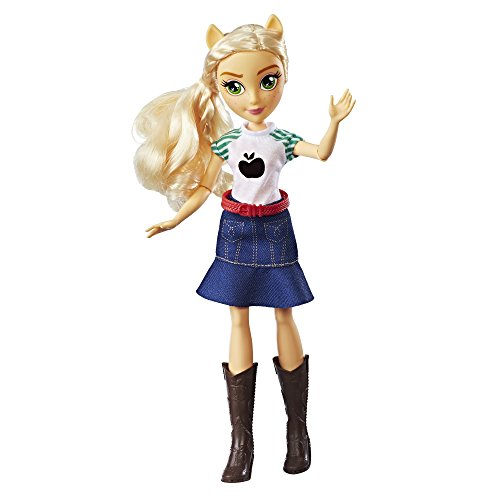 My Little Pony Equestria Girls Applejack Classic Style (My Little Pony For Girls)