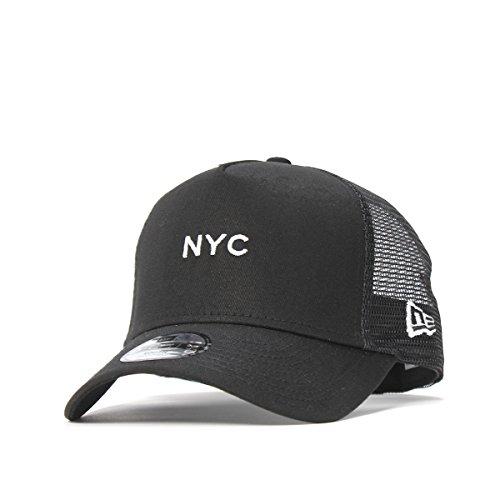 (ニューエラ) NEW ERA キッズ メッシュキャップ 9FORTY MINI LOGO NYC YOUTH FREE (サイズ 4fe83272c02