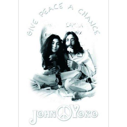 John Lennon - Postcard Give Peace A Chance