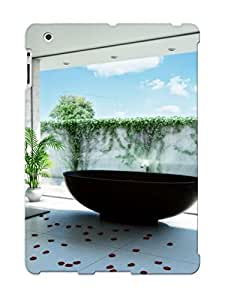 Hot New Relax Room Case Cover For Ipad 2/3/4 With Perfect Design
