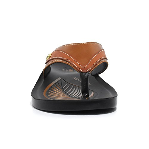 Thong Stil Sandaler For Kvinner | Arch Støttende | Tilfeldige - Semi Tilfeldige Garderobe Essentials | Aero Frondle Tan