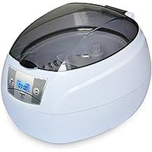 Onezili 110V/220V Digital heated Ultrasonic Cleaner 750ml with free basket
