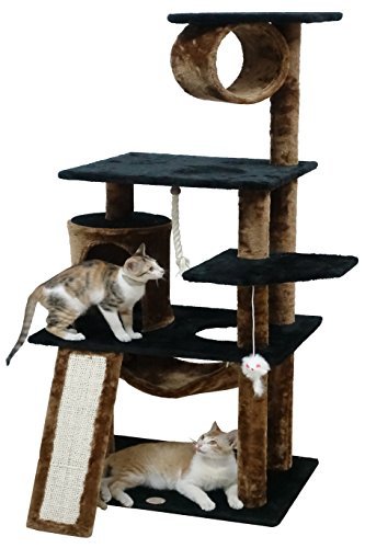 Go Pet Club F711 53' Kitten Tree