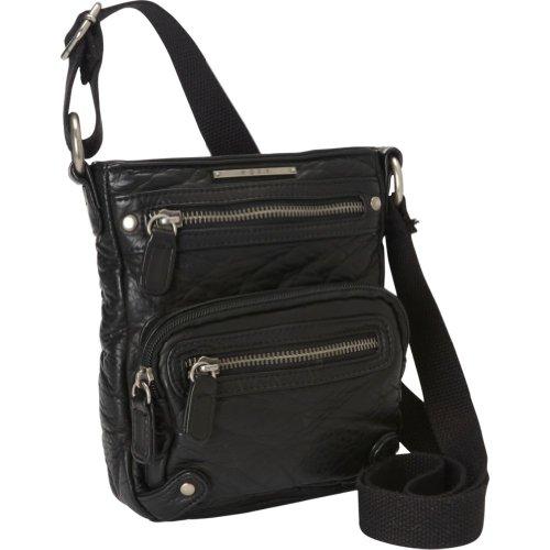 Roxy Major Crossbody (True Black), Bags Central
