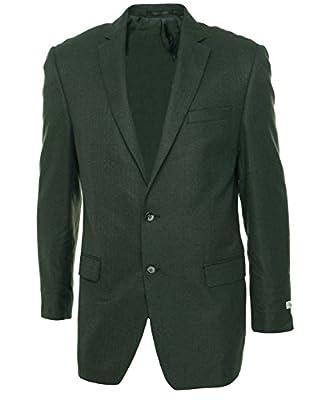 Calvin Klein Slim Grey Herringbone Two Button New Men's Sport Coat