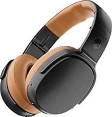 Stream lifelike sounds from your Bluetooth device with these Skullcandy Crusher VRA headphones. Immersion35 Tech and Supreme Sound deliver stereo-quality audio and powerful bass, and the memory foam ear cushions provide comfortable use. These...