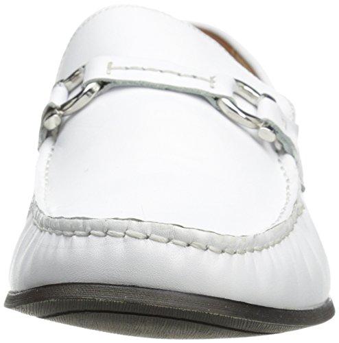 Steve Madden Mens Winlock Slip-On Loafer White HBNfEnG