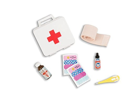 Our Generation First Aid and Accessories Set